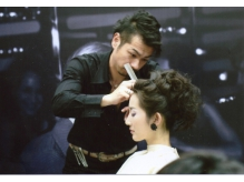 海外のヘアメイクショー等でも活躍中の実力派スタイリスト在籍