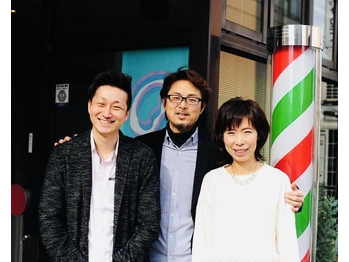 ワイズヘアーサカモト(Y's hair sakamoto)(福井県福井市/美容室)