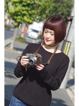 今、流行りのカメラ女子
