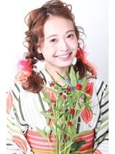 大正浪漫 OSAGE 浴衣ヘア STYLE おさげ.7