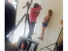 撮影で活躍するスタイリストがモデル級のスタイルを創ります。