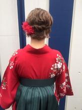【下北沢*I'll b hair*】タンバルモリ編み込みカチューシャ カチューシャ.23