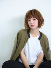 ルーズカール☆ショートマッシュ.58