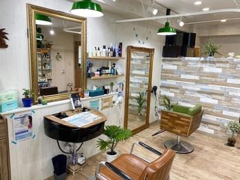 ハウオリ ヘアーワークス(Hauoli hair works)(長崎県長崎市/美容室)