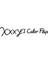 サイズカラーフリップ コレットマーレ店(XXXY'S COLO FLIP)