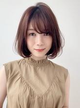 大人可愛い フェミニン ボブ/Salon銀座 乗田敦史.48