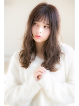 【Euphoria】小顔◎イルミナカラーヌーディ♪ 担当 戸田.27