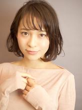 似合わせカットで作る、フェミニンボブスタイル☆.4