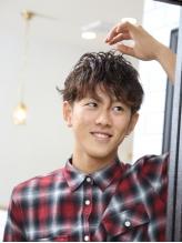 共通しているのは《かっこよさ》だけ。年代問わず愛されるメンズスタイルなら【HAIR'S YOSHIOKA】で決まり!