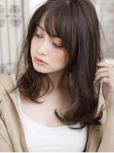 ラフな外ハネ&内巻きMIX美人ロング.58