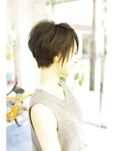 前下がり☆耳かけショートボブ .12