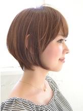 【PHASE/三畑賢人】ひし形シルエット!小顔前下がりショートボブ エイジング.57