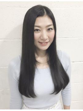 柔らかストレートパーマ★ 【 Ai北千住店】