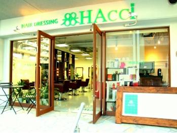 ハッチ(HAcci)(福岡県福岡市城南区)