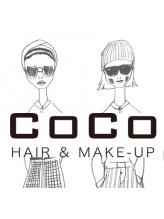 ヘアアンドメイクアップ ココ(HAIR&MAKE UP CoCo)
