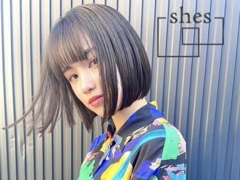 シェス(shes)(大阪府大阪市北区/美容室)