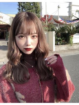 【ANKH CROSS 原宿店 玉手】チョコレートブラウン