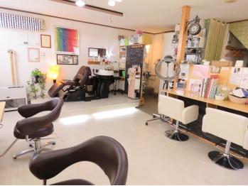 ヘアースペーストワ(Hair Space 108)(北海道旭川市/美容室)