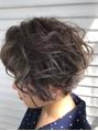 ≪ボタニカルカラー:植物由来成分配合≫頭皮のケアを最初にしっかりし、しみない配合で調合◎今までカラーを諦めていた方にもおすすめ!低ダメージカラーでオシャレを楽しみましょう!白髪染めにも対応します☆