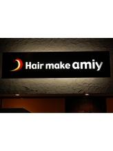 アミー(Hair make amiy)