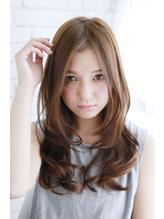 美髪デジタルパーマ/バレイヤージュノーブル/クラシカルロブ/643 シュシュ.26