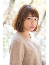 【HONEY】ボブ×イルミナカラー風ベージュ(徳永りえこ).37