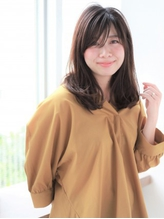 【K-two】大人シースルーバング×小顔Aラインミディ.54