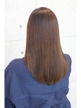 【ONE HAIR】トリートメントだけで作る☆さらツヤロング【美髪】.22