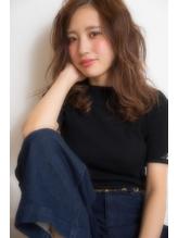 【BLANC】波ウエーブスタイル モイストカラー.52