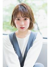 【BAYROOM】大人かわいい☆ナチュラル小顔ボブ.34