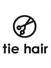 ティエヘアー(tie hair)