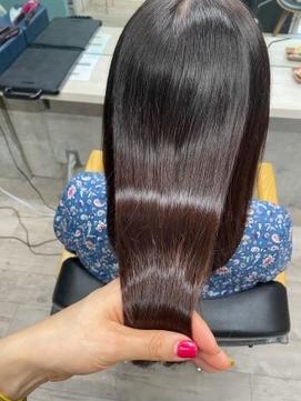 【likoディレクター奏子】4月導入!本物髪質改善トリートメント