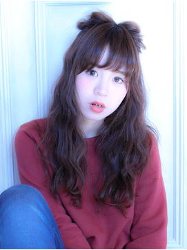~yllilly~簡単猫耳アレンジー☆☆☆