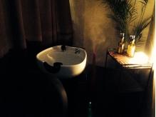 アロマ香る、個室で贅沢なスパを。。。