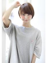 【Un ami】《増永剛大》  オーダー多数の愛されショートボブ☆ パーマ.33
