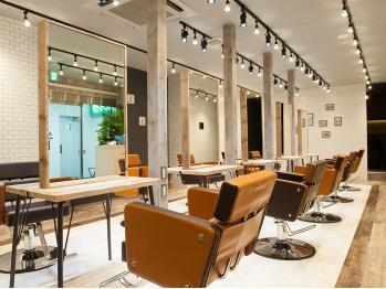アグ ヘアー ルーツ 札幌7号店(Agu hair roots)(北海道札幌市中央区/美容室)