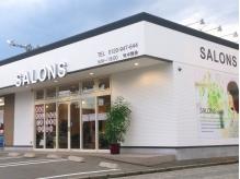 サロンズヘアー 尾道新浜店(SALONS hair)の写真