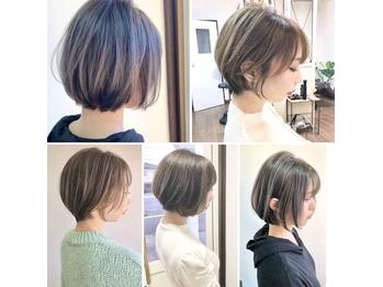 エス ヘア&ヒーリング(S hair&healing)(宮崎県宮崎市/美容室)