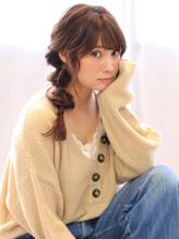【valentine亀井】愛されおさげアレンジ☆.1