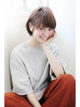 【Un ami】《増永剛大》  耳かけ、黒髪OK、愛されショートボブ 愛され.57