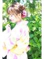 【Neolivekuta町田】浴衣ヘアセット11