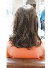 ミディアムby亀田 真里江【Aman hair 吉祥寺】.37