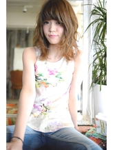 LAUREN★春色カルフォルニアアッシュスタイル tel0112328045 春色.45