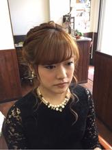 編み込みヘアーセット.0
