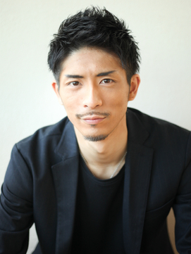 AFLOAT《矢田菜津紀》 メンズ30代ビジネスショート◎髪型