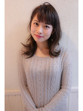 【ReiZ渋谷】ノームコア×うぶバング=女子アナ風☆8 女子アナ.6