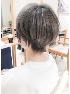 #DAYS 小顔美人ショートカット/ミニボブ/コンパクトショート