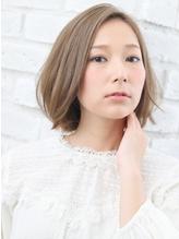 【el zafiro  yodoyabashi】ノーブル ピュアスウィング ボブ.25