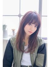 【Neolive plus 向ヶ丘】川口春奈さん風 さらツヤ ストレート 時短.37
