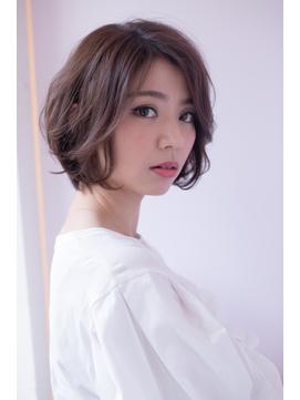 【shiomi H】 大人ノーブルな柔らかヘアスタイル